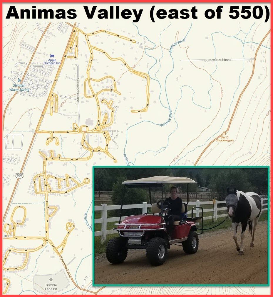 animas valley east